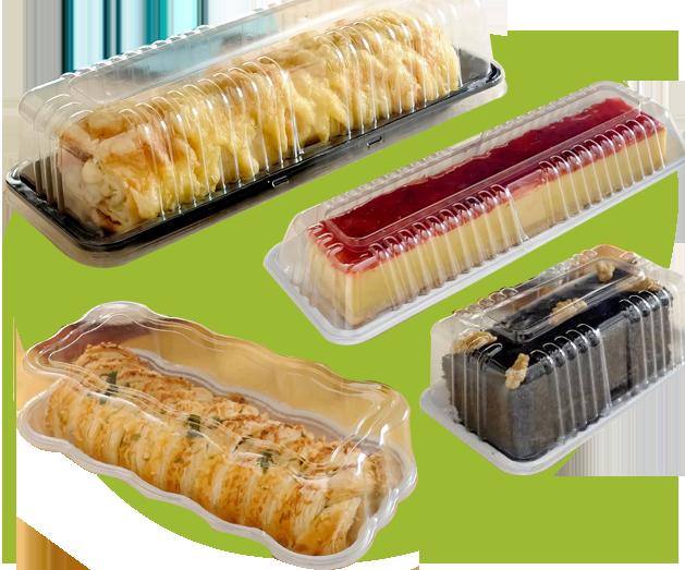 Embalagem para Torta
