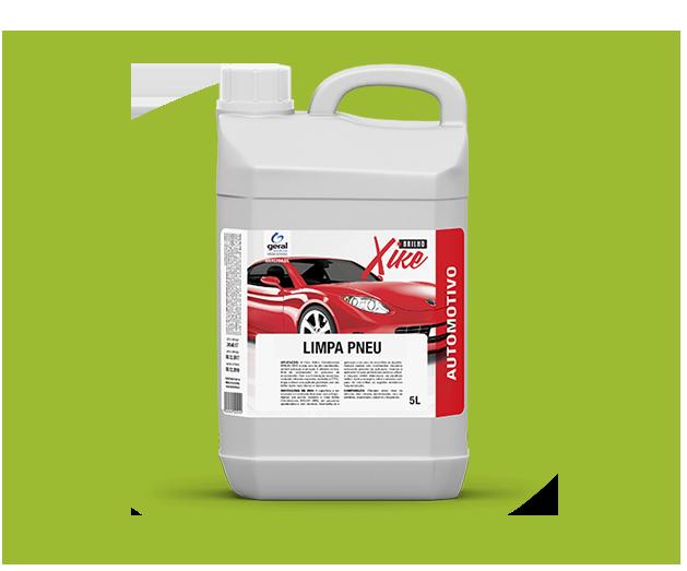 Produto de Limpeza Automotivo LImpa Pneu Max 5l Geral Química